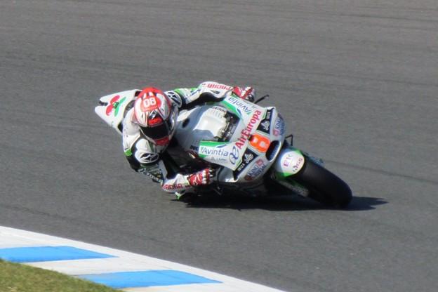 写真: 2014 motogp もてぎ エクトル・バルベラ Hector・BARBERA Avintia Ducati ドゥカティ デスモセディチ GP14 007