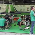 写真: 2014 motogp もてぎ エクトル・バルベラ Hector・BARBERA Avintia Ducati ドゥカティ デスモセディチ GP14 350