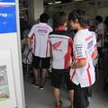 写真: 2014 鈴鹿8耐 SUZUKA8HOURS Honda 熊本レーシング 吉田光弘 小島一浩 徳留和樹 CBR1000RR 035