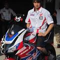 写真: 2014 鈴鹿8耐 SUZUKA8HOURS Honda 熊本レーシング 吉田光弘 小島一浩 徳留和樹 CBR1000RR 475