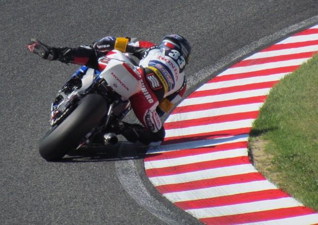 写真: 2014 鈴鹿8耐 SUZUKA8HOURS Honda 熊本レーシング 吉田光弘 小島一浩 徳留和樹 CBR1000RR 504
