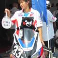 写真: 2014 鈴鹿8耐 SUZUKA8HOURS Honda 熊本レーシング 吉田光弘 小島一浩 徳留和樹 CBR1000RR 536