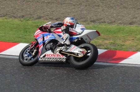 2014 鈴鹿8耐 SUZUKA8HOURS Honda 熊本レーシング 吉田光弘 小島一浩 徳留和樹 CBR1000RR 865