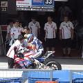 写真: 2014 鈴鹿8耐 SUZUKA8HOURS Honda 熊本レーシング 吉田光弘 小島一浩 徳留和樹 CBR1000RR 894