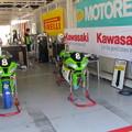 写真: 2014 鈴鹿8耐 SUZUKA8HOURS Horst・Saiger Roman・Stamm Daniel・Sutter KAWASAKI ZX-10R 239