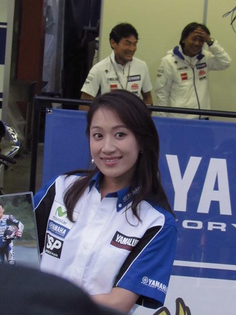 Photos: 2014 motogp もてぎ 中須賀克行 Yamaha YZR-M1 Katsuyuki・NAKASUGA motegi 414