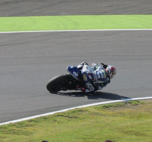 写真: 2014 motogp もてぎ 中須賀克行 Yamaha YZR-M1 Katsuyuki・NAKASUGA motegi 767