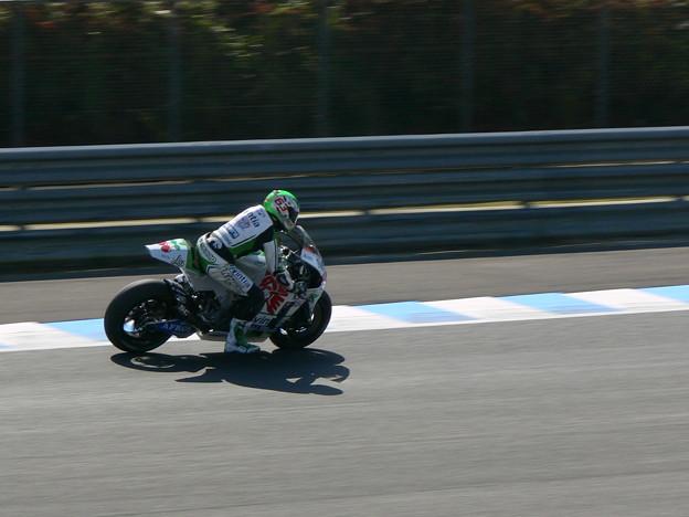 写真: 2014 motogp もてぎ マイク・ディ・メッリオ Mike・DI・MEGLIO アビンティア カワサキ 264