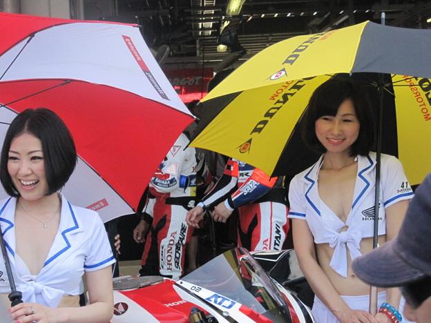 Photos: 2014 鈴鹿8耐 浜松エスカルゴ H-TEC関東 PGR 久保山正朗 中津原尚宏 CBR1000RR 205