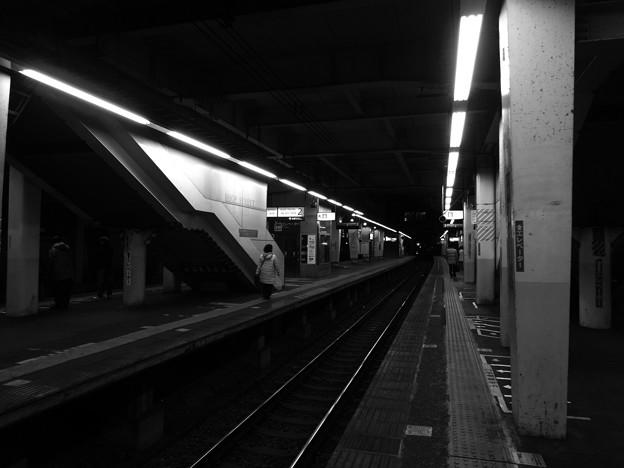 東中野駅列車追突事故
