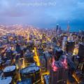シカゴ夜景