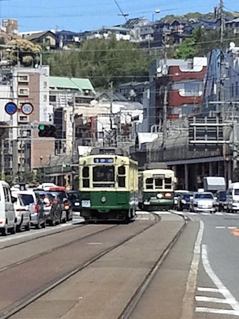 【11856号】路面電車 平成290428 #NTS1