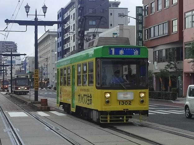 【12262号】バスと路面電車 平成290724 #NTS2