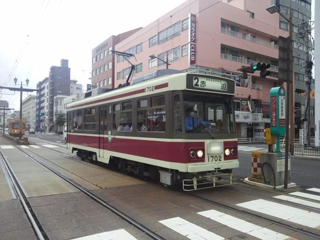 【12262号】バスと路面電車 平成290724 #NTS3