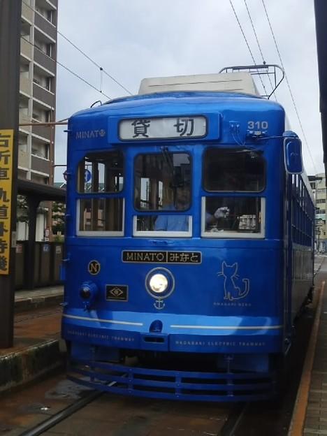 【12262号】バスと路面電車 平成290724 #NTS5