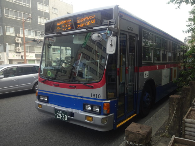 【12275号】バス 平成290727 #NTS2