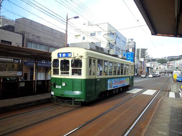 【12810号】路面電車 平成291214 #NTS
