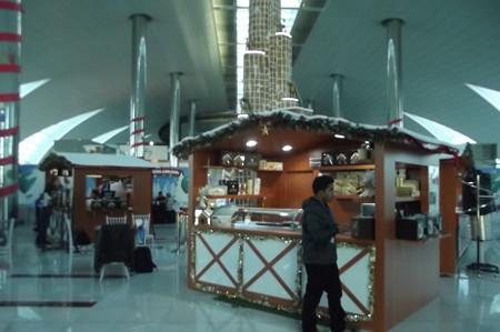 ドバイ空港0118