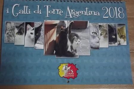 ネコ・チャリティーカレンダー0119